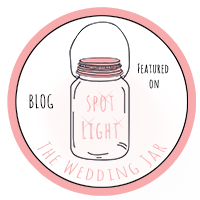 Featured on the wedding jar blog